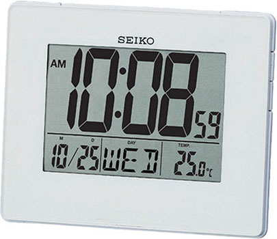 Будильник Seiko Clock QHL057WN