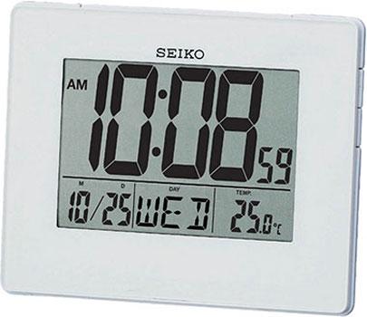Seiko Будильник Seiko QHL057WN. Коллекция Интерьерные часы seiko будильник seiko qhl058wn коллекция будильник