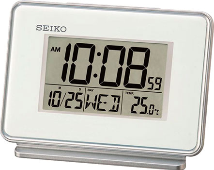 Будильник Seiko Clock QHL068WN