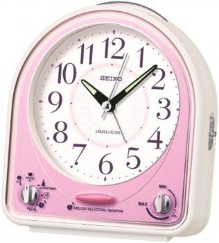 Фото - Seiko Будильник Seiko QHP003P. Коллекция Будильник часы spiegelburg будильник prinzessin lillifee