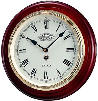 Seiko Настенные часы Seiko QXA144BN-Z. Коллекция Настенные часы seiko настенные часы seiko qxa147bn z коллекция настенные часы