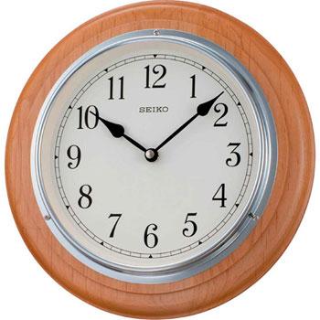 Seiko Настенные часы  Seiko QXA144S. Коллекция Настенные часы seiko настенные часы seiko qxa144s коллекция настенные часы
