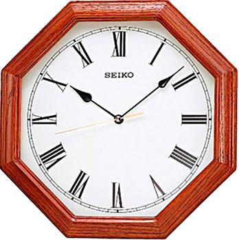 Seiko Настенные часы Seiko QXA152BN-Z. Коллекция Настенные часы seiko настенные часы seiko qxh202bn z коллекция настенные часы