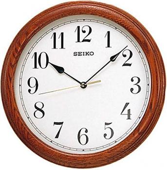 Seiko Настенные часы Seiko QXA153BN-Z. Коллекция Настенные часы seiko настенные часы seiko qxa147bn z коллекция настенные часы