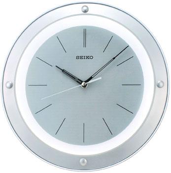 Seiko Настенные часы Seiko QXA314AN. Коллекция Интерьерные часы seiko будильник seiko qhl057wn коллекция интерьерные часы