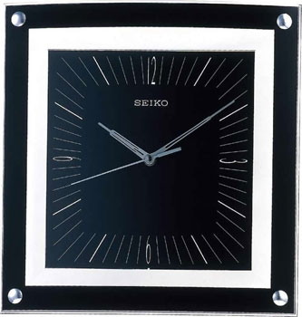 Seiko Настенные часы Seiko QXA330KN. Коллекция Интерьерные часы seiko настенные часы seiko qxc226z коллекция интерьерные часы