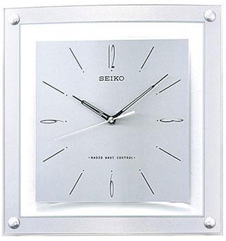 Seiko Настенные часы  Seiko QXA330SN. Коллекция Интерьерные часы seiko часы seiko sxb430p1 коллекция premier
