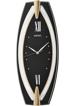 Seiko Настенные часы Seiko QXA342JT. Коллекция Интерьерные часы seiko будильник seiko qhl057wn коллекция интерьерные часы