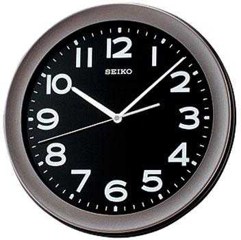 Seiko Настенные часы  Seiko QXA365K. Коллекция Интерьерные часы seiko seiko qxa560a