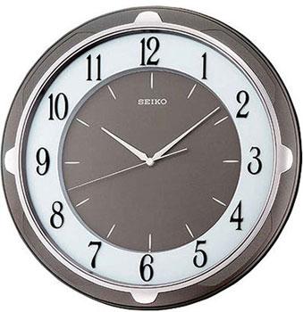 Seiko Настенные часы Seiko QXA418NN. Коллекция Интерьерные часы seiko будильник seiko qhl057wn коллекция интерьерные часы