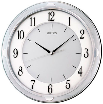 Seiko Настенные часы Seiko QXA418S. Коллекция Настенные часы настенные часы w era 10250