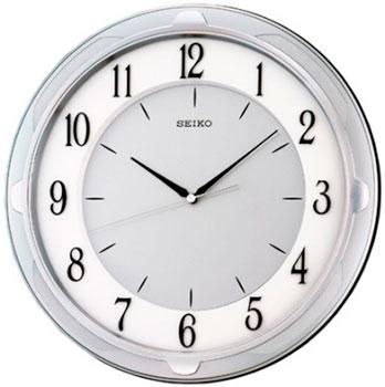 Seiko Настенные часы Seiko QXA418S. Коллекция Настенные часы часы seiko srp265