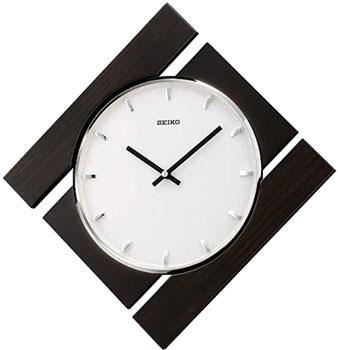 цена  Seiko Настенные часы  Seiko QXA444B. Коллекция Интерьерные часы  онлайн в 2017 году