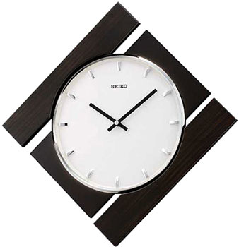 Seiko Настенные часы Seiko QXA444B. Коллекция Интерьерные часы seiko настенные часы seiko qxc231gn коллекция интерьерные часы