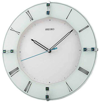 Seiko Настенные часы  Seiko QXA446WN. Коллекция Интерьерные часы seiko настенные часы seiko qxm287b коллекция интерьерные часы