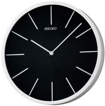 Seiko Настенные часы  Seiko QXA470W. Коллекция Интерьерные часы seiko настенные часы seiko qxa447hn коллекция интерьерные часы