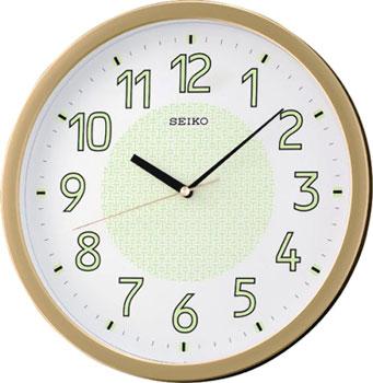 Seiko Настенные часы  Seiko QXA473G. Коллекция Интерьерные часы fisher price сортер друзья из тропического леса fisher price