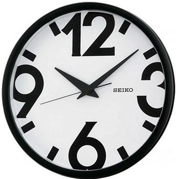 Seiko Настенные часы Seiko QXA476A. Коллекция Интерьерные часы seiko настенные часы seiko qxc226z коллекция интерьерные часы