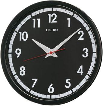 Seiko Настенные часы Seiko QXA476KN. Коллекция Интерьерные часы seiko настенные часы seiko qxc226z коллекция интерьерные часы