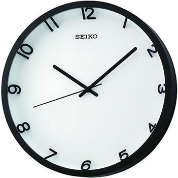 Seiko Настенные часы  Seiko QXA480K. Коллекция Интерьерные часы диспенсер для жидкого мыла wasserkraft isar k 7399