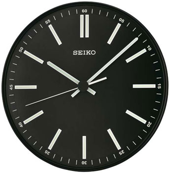 Seiko Настенные часы Seiko QXA521J. Коллекция Интерьерные часы seiko будильник seiko qhl057wn коллекция интерьерные часы