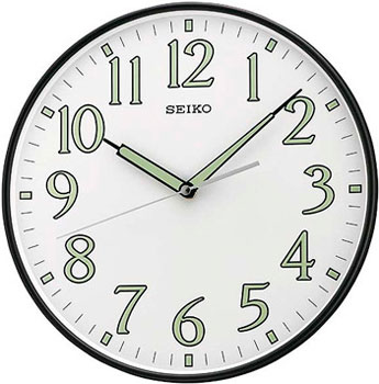 Seiko Настенные часы  Seiko QXA521KN-Z. Коллекция Настенные часы seiko настенные часы seiko qxa521kn z коллекция настенные часы