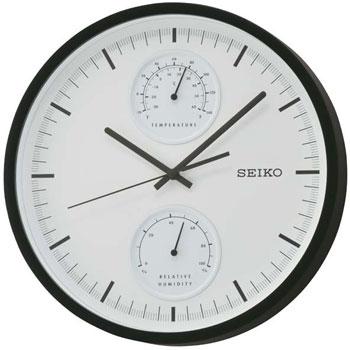 Seiko Настенные часы  Seiko QXA525KN. Коллекция Интерьерные часы seiko часы seiko srpa17j1 коллекция premier