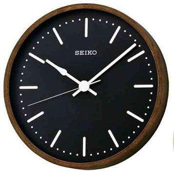 Seiko Настенные часы Seiko QXA526B. Коллекция Интерьерные часы seiko настенные часы seiko qxc226z коллекция интерьерные часы