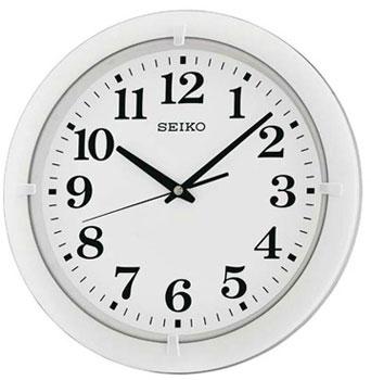 Seiko Настенные часы  Seiko QXA532WN. Коллекция Интерьерные часы seiko часы seiko sxb430p1 коллекция premier