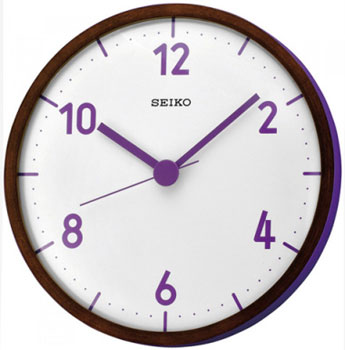 Seiko Настенные часы  Seiko QXA533Z. Коллекция Интерьерные часы