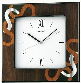 Seiko Настенные часы  Seiko QXA534ZN. Коллекция Интерьерные часы seiko настенные часы seiko qxd211fn коллекция интерьерные часы
