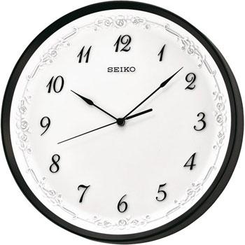 Seiko Настенные часы  Seiko QXA546K. Коллекция Интерьерные часы seiko настенные часы seiko qxd211fn коллекция интерьерные часы