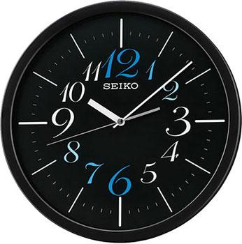 Seiko Настенные часы Seiko QXA547KT. Коллекция Интерьерные часы seiko настенные часы seiko qxc226z коллекция интерьерные часы