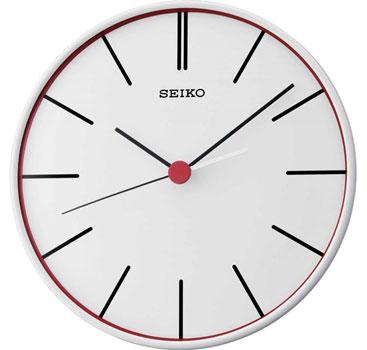 Seiko Настенные часы Seiko QXA551W. Коллекция Интерьерные часы цена и фото