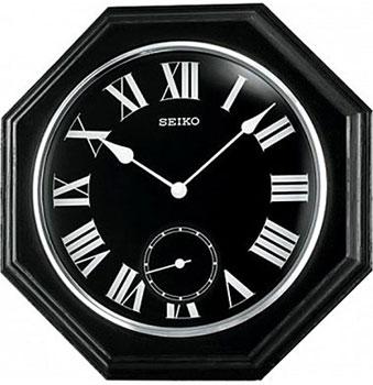 Seiko Настенные часы Seiko QXA567KL. Коллекция Интерьерные часы кубики мякиши животные 2 236