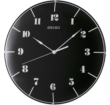 Seiko Настенные часы Seiko QXA570K. Коллекция Интерьерные часы seiko qxa603w