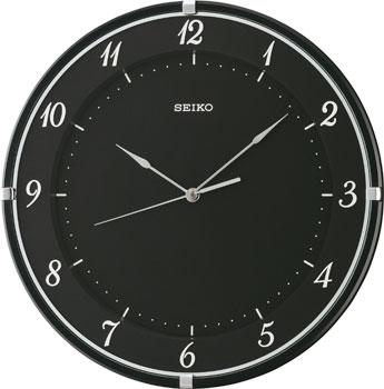 Seiko Настенные часы  Seiko QXA572K. Коллекция Интерьерные часы seiko часы seiko srpa17j1 коллекция premier