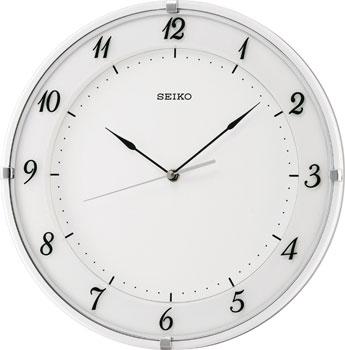 Seiko Настенные часы Seiko QXA572W. Коллекция Интерьерные часы seiko настенные часы seiko qxa572w коллекция интерьерные часы
