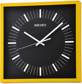 Seiko Настенные часы  Seiko QXA588YN. Коллекция Интерьерные часы seiko настенные часы seiko qxd211fn коллекция интерьерные часы