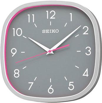 Seiko Настенные часы Seiko QXA590SN. Коллекция Интерьерные часы seiko настенные часы seiko qxc226z коллекция интерьерные часы
