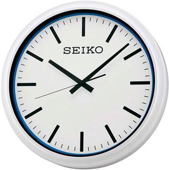 Seiko Настенные часы  Seiko QXA591W. Коллекция Настенные часы seiko настенные часы seiko qxa660w коллекция настенные часы
