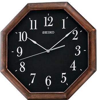 Seiko Настенные часы  Seiko QXA599ZN. Коллекция Интерьерные часы seiko настенные часы seiko qxa629l коллекция интерьерные часы