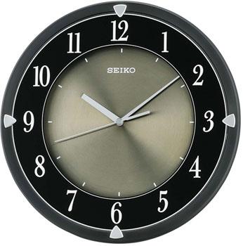 Seiko Настенные часы Seiko QXA621K. Коллекция Интерьерные часы seiko будильник seiko qhl057wn коллекция интерьерные часы