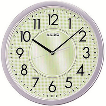 Seiko Настенные часы  Seiko QXA629L. Коллекция Интерьерные часы seiko часы seiko sxb430p1 коллекция premier