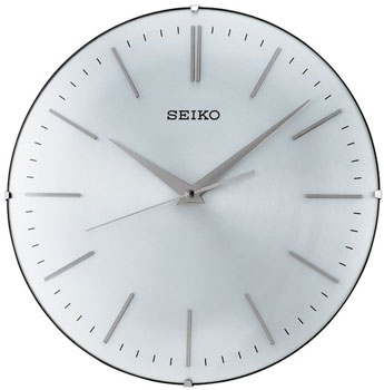 Seiko Настенные часы Seiko QXA630A. Коллекция Интерьерные часы seiko будильник seiko qhl057wn коллекция интерьерные часы