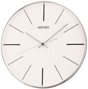 Seiko Настенные часы Seiko QXA634AN-Z. Коллекция Настенные часы 3d настенные часы безрамные современные зеркальные металлы большие настенные наклейки часы настенные часы room home decorations
