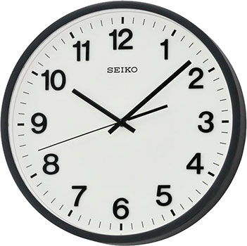 Seiko Настенные часы Seiko QXA640KN. Коллекция Настенные часы настенные часы seiko 445 13