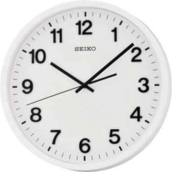 Seiko Настенные часы  Seiko QXA640W. Коллекция Настенные часы seiko настенные часы seiko qxa660w коллекция настенные часы