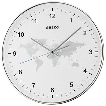 Seiko Настенные часы Seiko QXA641SN-Z. Коллекция Настенные часы seiko настенные часы seiko qxa153bn z коллекция настенные часы