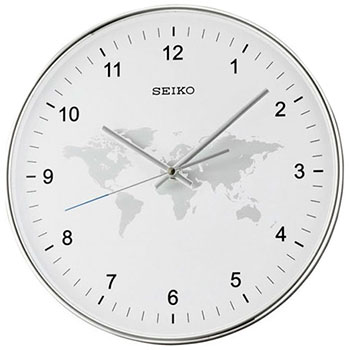 Seiko Настенные часы  Seiko QXA641SN-Z. Коллекция Настенные часы виниловые обои sirpi muralto florian 30951